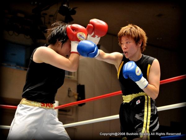 DANGAN81 第4試合 林田 昌子 VS 古川 夢乃歌
